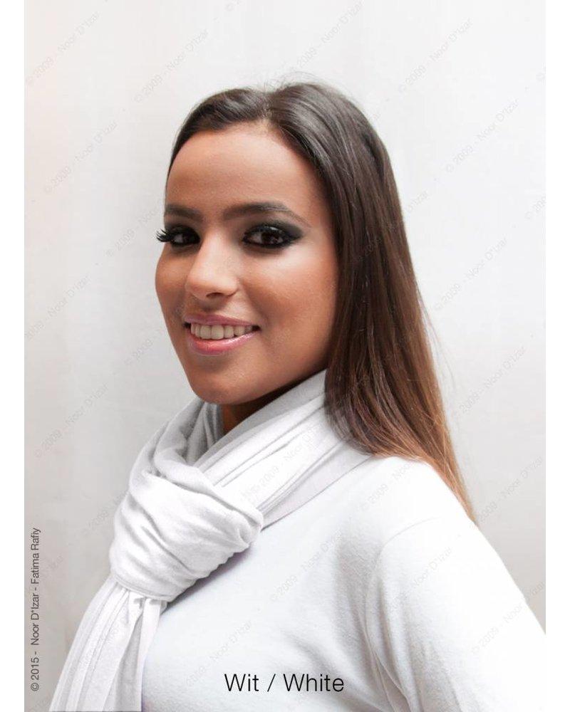 Maysa scarf - White