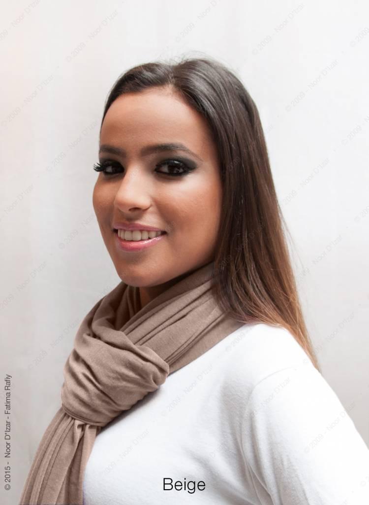 Maysa scarf - Beige