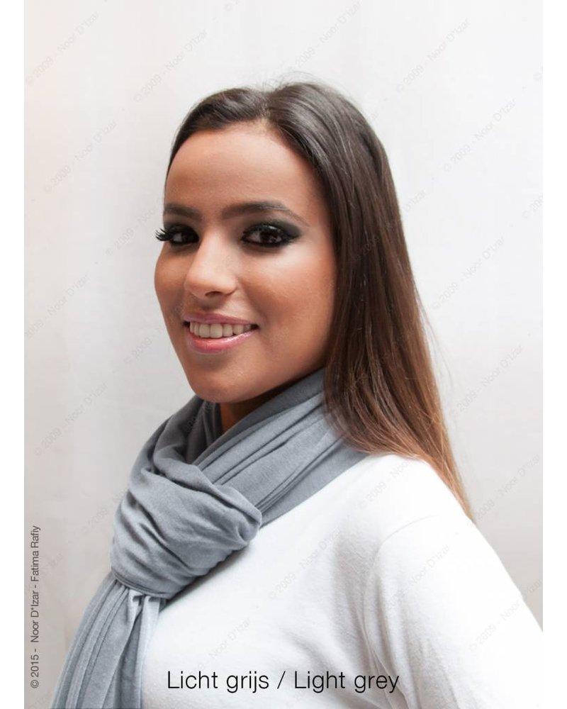 Maysa scarf - Light grey
