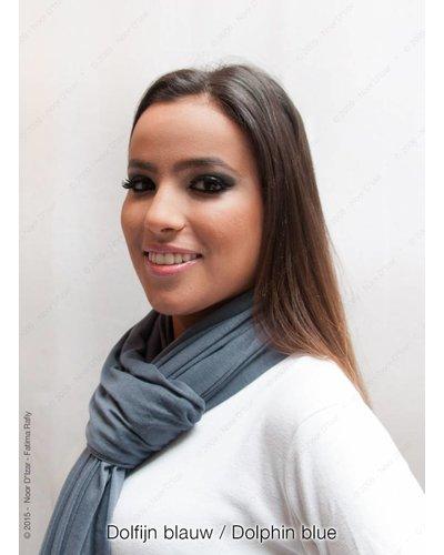 Maysa scarf - Dolphin grey