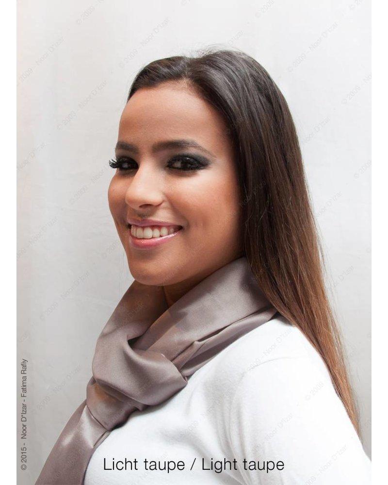 Rania Scarf - Light Taupe