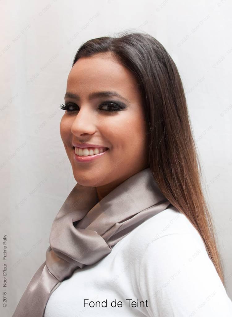 Rania Sjaal - Fond de Teint kleur