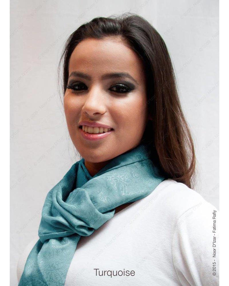 Adira Scarf - Turquoise