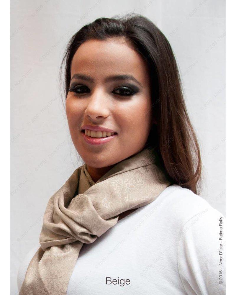 Adira Sjaal - Beige