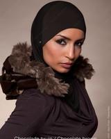 Noor D*Izar Suraya - Chocolade bruin