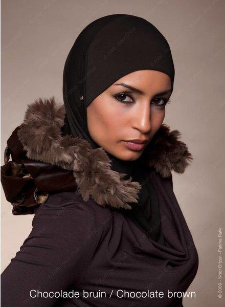 Noor D*Izar Suraya - Chocolate brown
