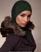 Noor D*Izar Suraya - Dark green