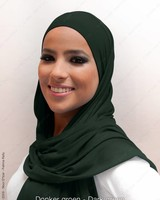 Noor D*Izar Indira - Dark green