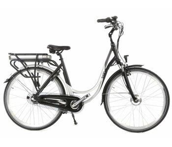 Popal Elektrische fiets Sway mat zwart