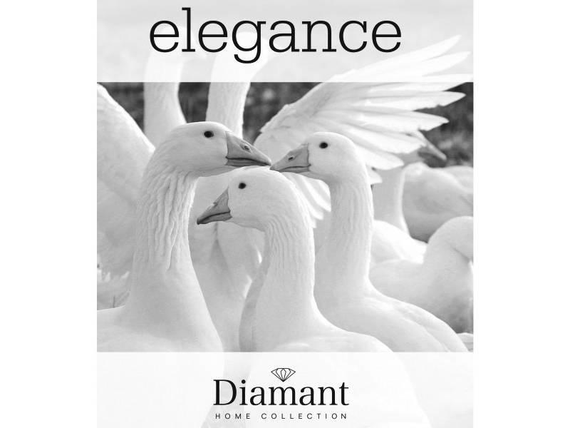 Diamant 4-seizoenen Ganzendonzen dekbed Elegance 90%