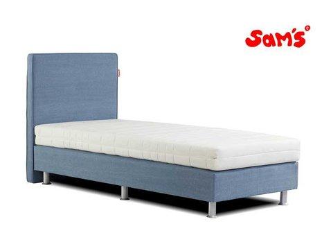 Boxspring Sam's Blauw
