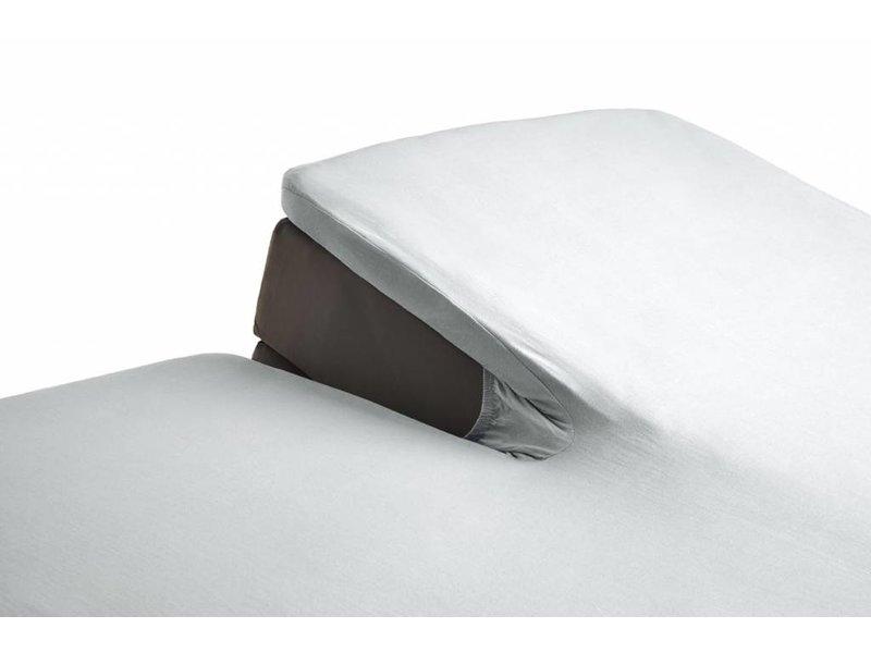 Beddinghouse Beddinghouse Hoeslaken voor splittopdekmatras 100% katoen