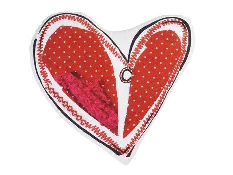 Beddinghouse Kids Heart Dots Sierkussen - Pink