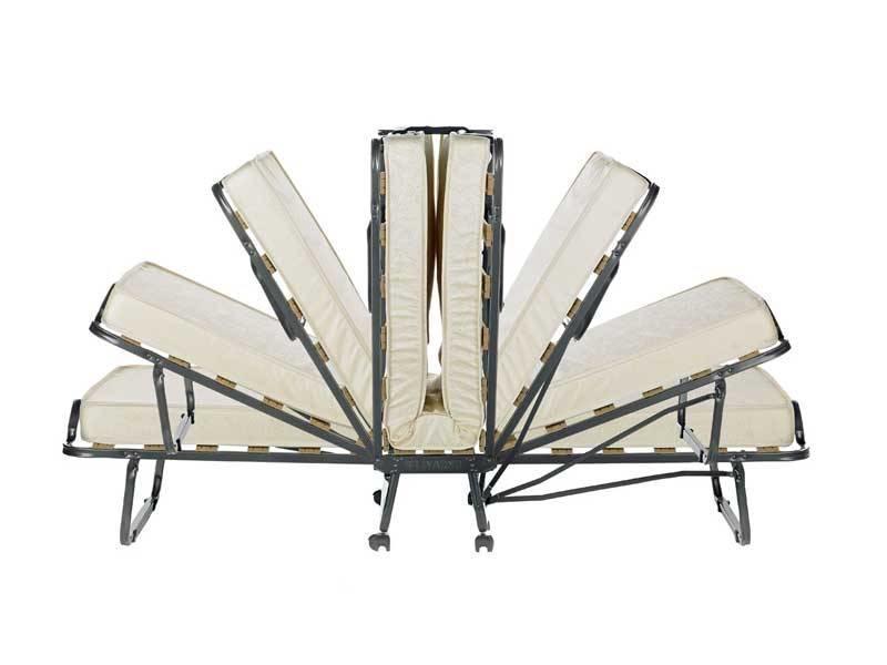 Veraflex Vouwbed Luxor inclusief matras