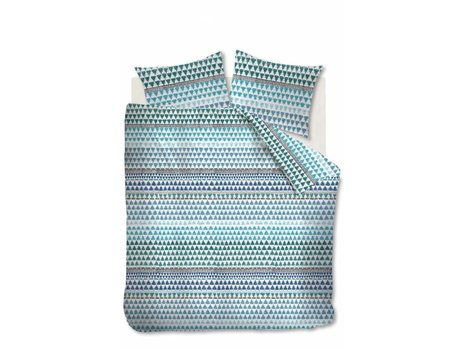 Beddinghouse Gail Dekbedovertrek - Blauw