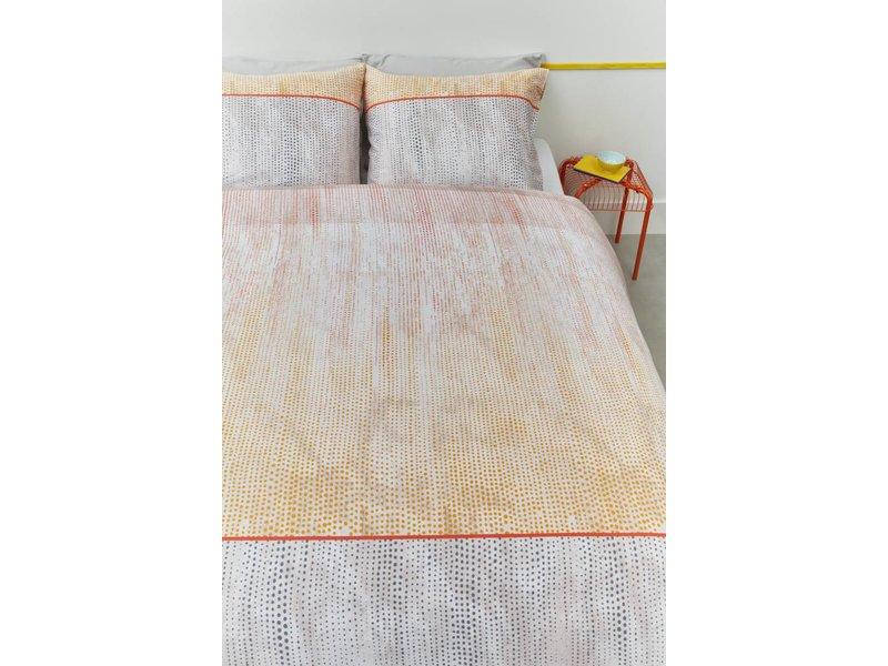 Beddinghouse Beddinghouse Libby Dekbedovertrek - Oranje