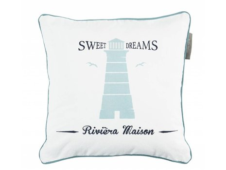 Rivièra Maison Beacon of Love Sierkussen - Off-white