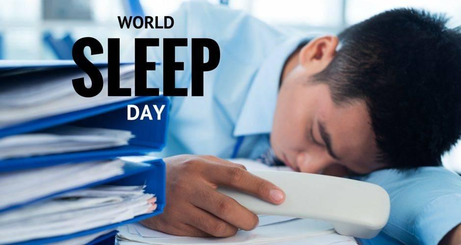 Wat doe jij op de Dag van de Slaap?