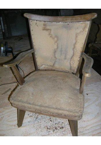 Jaren 50-60 fauteuil