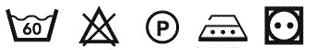 Primaviera percal katoen wasvoorschriften