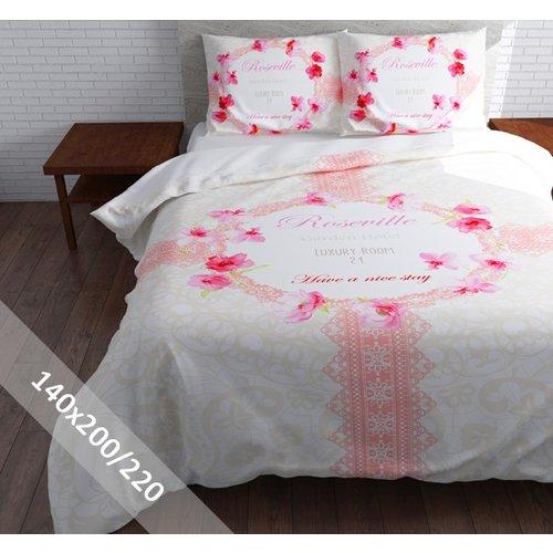 Sleeptime Dekbedovertrek - Garden Hotel - 140x200-220 cm