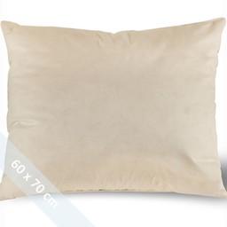HomeCare Kussen - Kapok - Crème - 60x70 cm