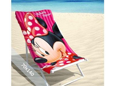 Disney Strandlaken - Minnie Mouse - Summer - 70x140 cm