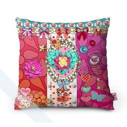 So Cute Sierkussen - Ruby - 50x50 cm