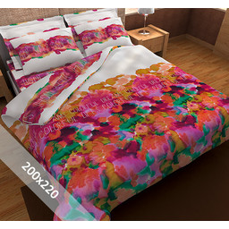Sofiben® Dekbedovertrek - Colorfull - 200x220 cm