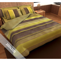 Sofiben® Dekbedovertrek - Sumera - 200x200 cm
