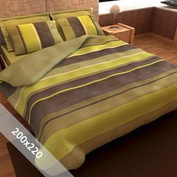 Sofiben® Dekbedovertrek - Sumera - 200x220 cm