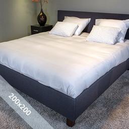Sofiben® Dekbedovertrek - Aube - 200x200 cm