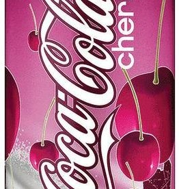 Coca Cola Cherry USA
