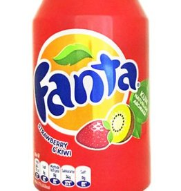 Fanta Strawberry & Kiwi