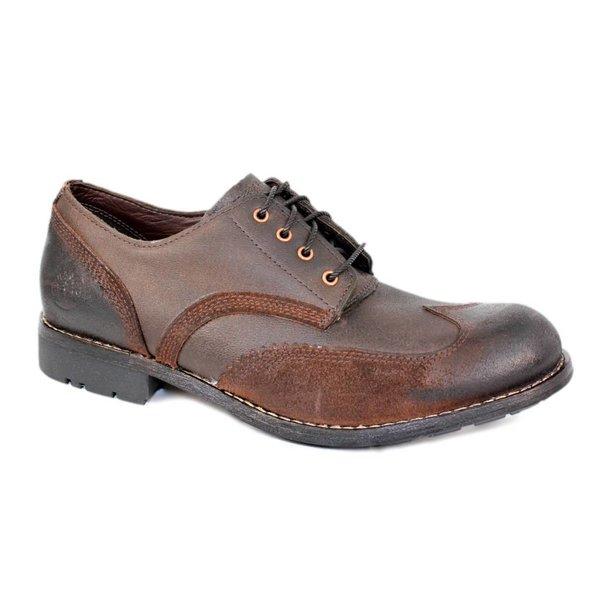 Hugo Boss Handgemaakte leren schoen