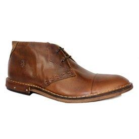 Greve Handgemaakte halfhoge schoen (bundel)