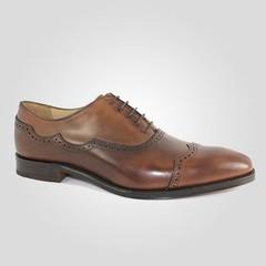 Low lace-up shoes