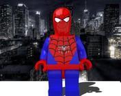 Spiderman speelgoed bouwstenen