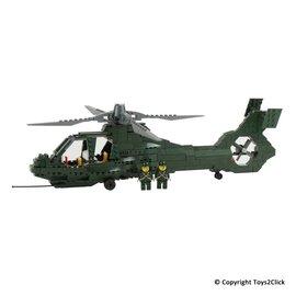 Leger Apache Helikopter