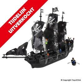 Piratenboot Blackpearl
