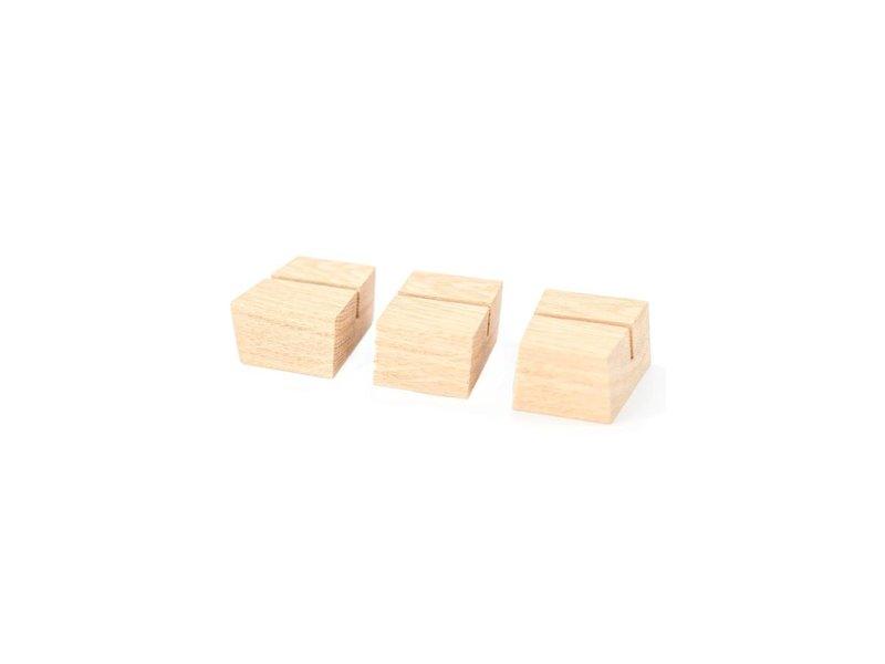 Sparkling Paper set van 3 kaartenhouders