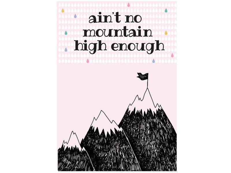 Sparkling Paper 10 postcards no mountain