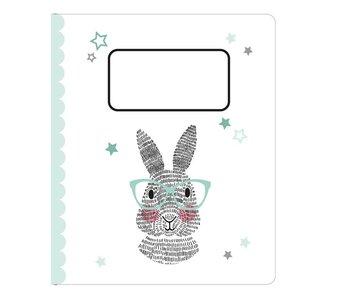 Sparkling Paper 10 notebooks mr rabbit