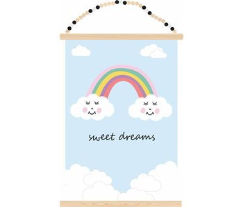 Sparkling Paper poster sweet dreams