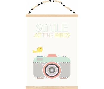 Sparkling Paper poster smile