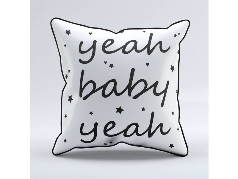 Sparkling Paper cushion yeah baby yeah (per 2 pieces)