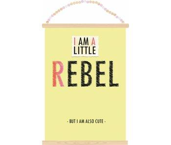 Sparkling Paper poster rebel
