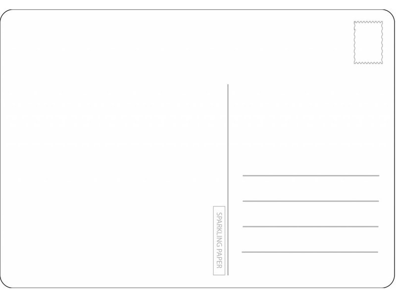 Sparkling Paper 10 A5 kaarten mr en mrs rabbit