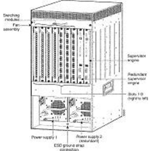 Cisco WS-CAC-1000W=