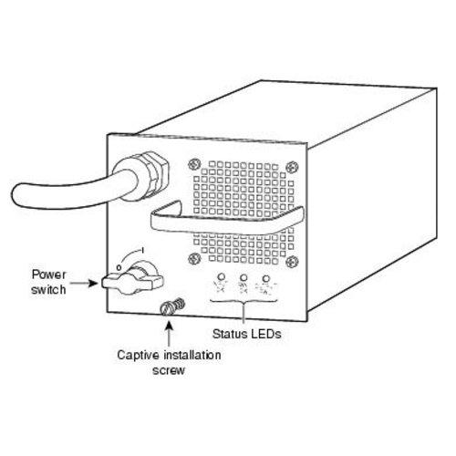 Cisco WS-CAC-4000W-INT=